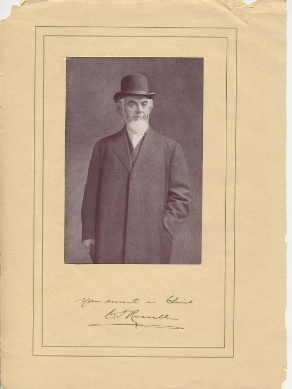 1909 Conv Report Book Frontispiece - De-halftoned 577x768