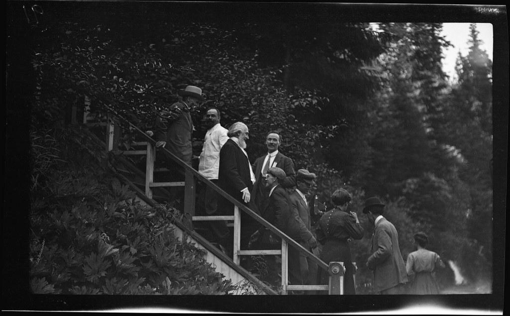 5b - 1911, June 28 - Shasta Springs, CA - Stairway-Positive - Masked 1024x635