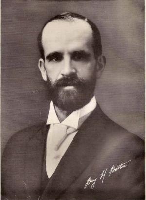 1-Benjamin H. Barton (1874 - 1916) 2