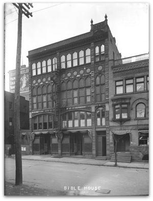 Библейский Дом, 1889-1909